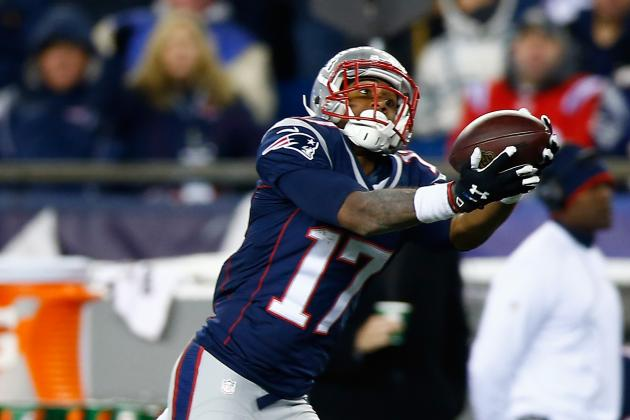 Aaron Dobson: 'I'm Feeling Better'