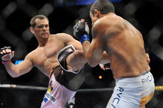 Rich Franklin: The Gentleman, Scholar and Fighter Who Led By Example