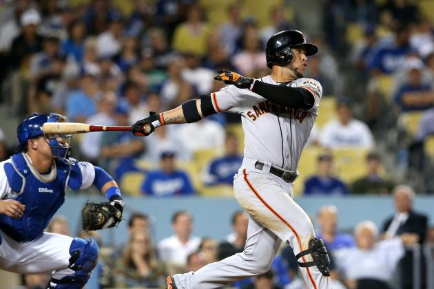 Report: Giants Agree to Deals with Blanco, Abreu