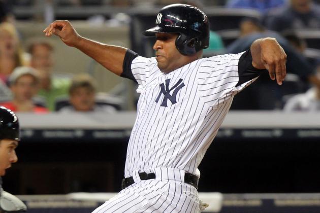Yankees Release Vernon Wells
