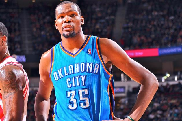 Is Russell Westbrook's Absence Changing How We View Kevin Durant?