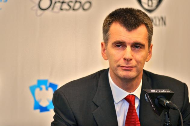 Brooklyn Nets Owner Mikhail Prokhorov Doesn't Want to Attend Their Games Either