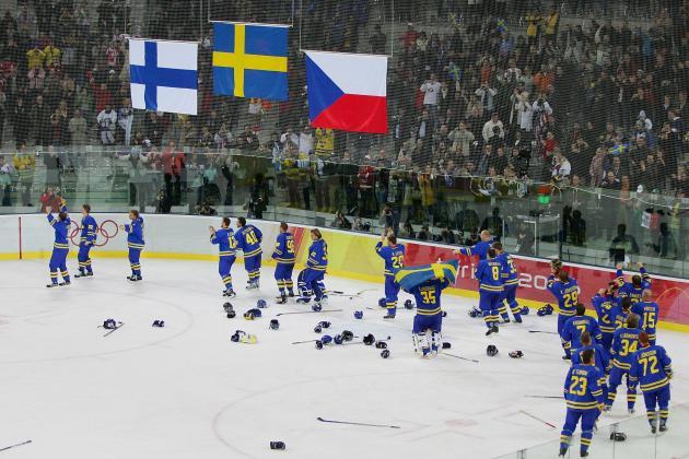 Will European Hockey Teams Have an Advantage at 2014 Sochi Olympics?