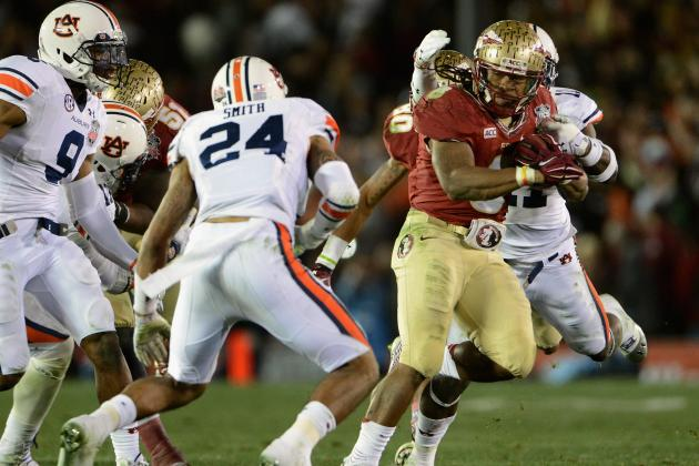 Malzahn: Auburn 'Still Hurting' over Loss to Florida State