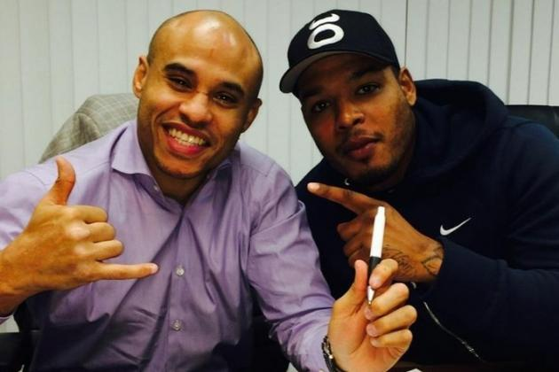 Tyrone Spong Signs New Multi-Fight Deal with World Series of Fighting