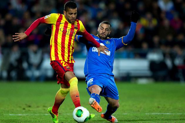 Getafe Defender Alexis Ruano Suffers Unfortunate Testicle Injury