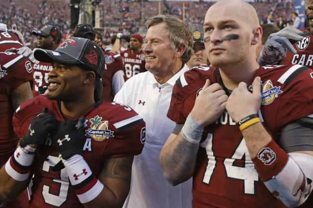 Despite His Age, Steve Spurrier Deserves Every Bit of His New Raise