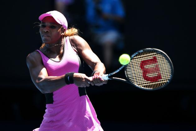 Australian Open 2014 TV Schedule: When to Watch Remainder of Grand Slam Event