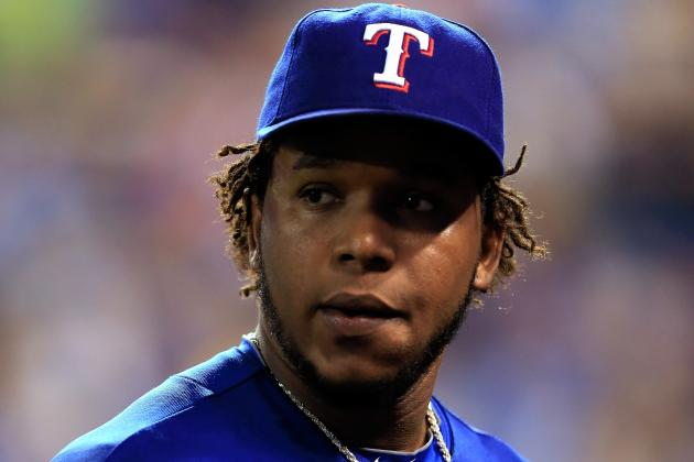 Report: Neftali Perez Signs 1-Yr/$3M Deal