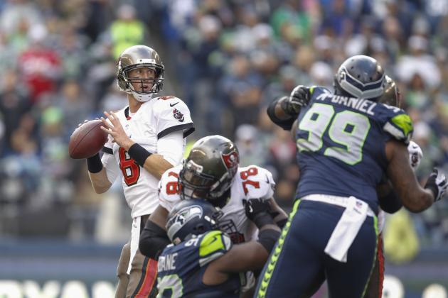 Glennon: 'Nothing Could Have Prepared Me' for Seattle Seahawks' 12th Man