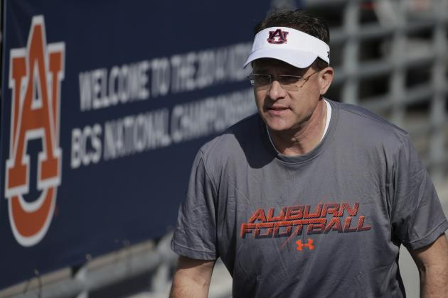 SEC Football Q&A: Will Auburn's Defense Help It Win a Title in the Next 2 Years?