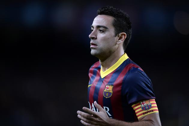 Xavi Rumors Show Growth of Major League Soccer