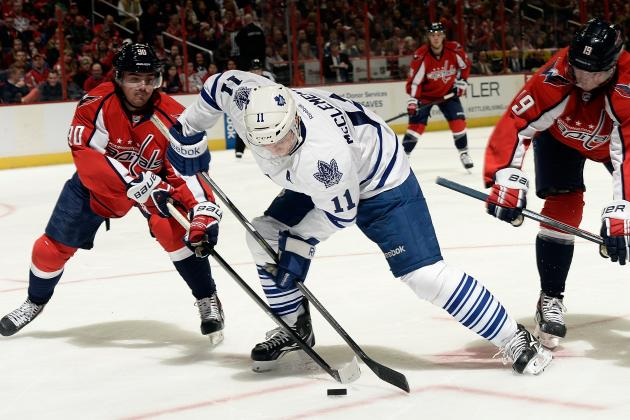 The Hidden Problem with the Toronto Maple Leafs and Washington Capitals