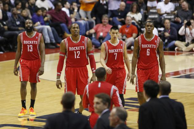 Why Jeremy Lin Is More Important to Houston Rockets Than Most Think