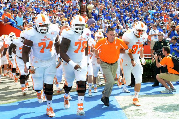 Tennessee Football Recruiting: Completing Class Early Key for New Staff