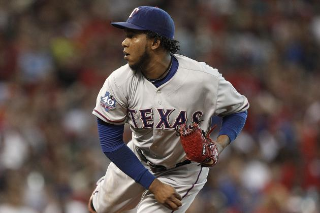 Rangers' Feliz, Ogando Avoid Arbitration