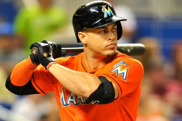 Giancarlo Stanton Signs 1-Year, $6.5 Millon Deal with Miami Marlins