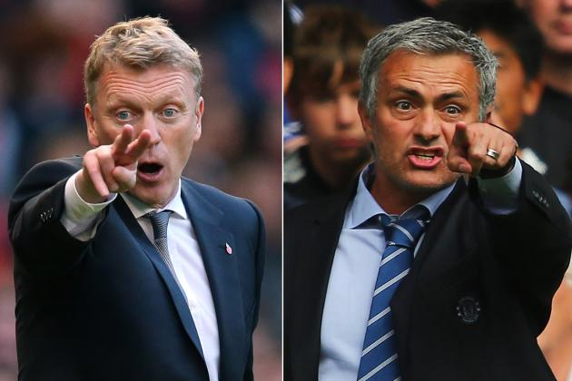 How Chelsea Will Line Up Against Manchester United at Stamford Bridge