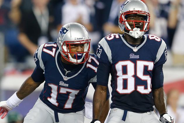 Steve Beauharnais Ruled Out, Aaron Dobson, Kenbrell Thompkins Questionable