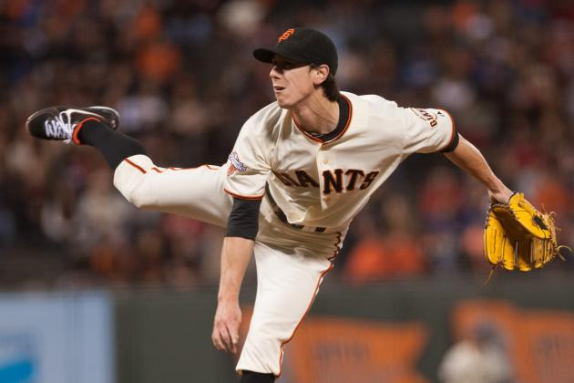 Projecting the Giants' 2014 Starting Rotation