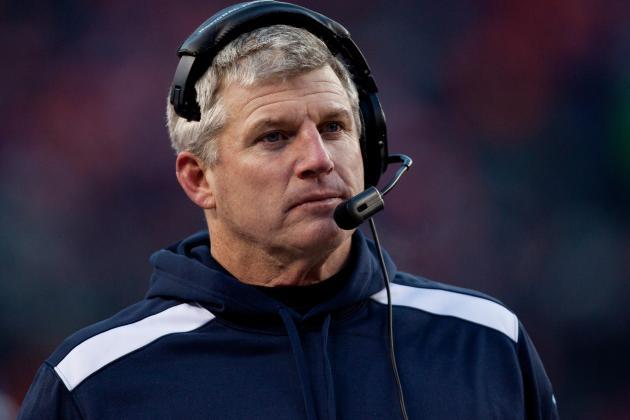Report: Munchak Interviewing for Steelers O-Line Coach Job