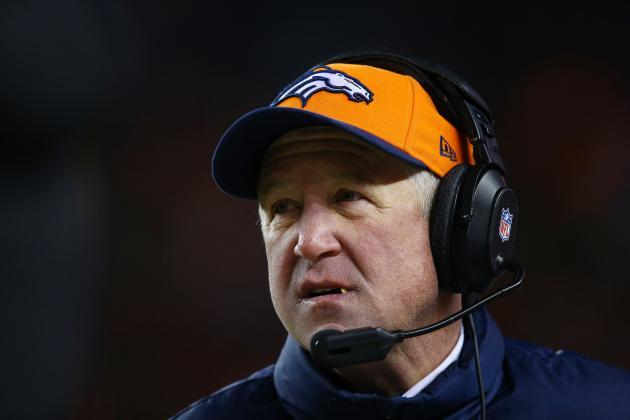 Patriots vs. Broncos: John Fox vs. Bill Belichick Is Matchup to Watch