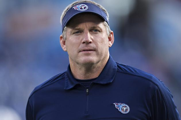 Updated: Mike Munchak Meeting with Steelers on Friday