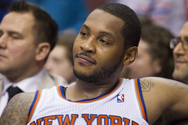 Should Chicago Bulls Make NY Knicks a Carmelo Anthony Offer They Can't Refuse?