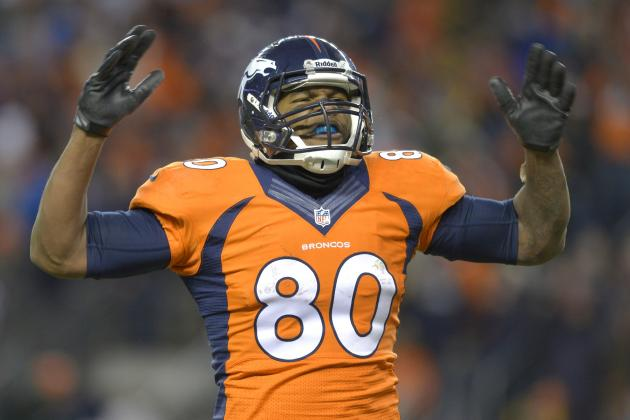 How Will the Patriots Defend Broncos' Julius Thomas?