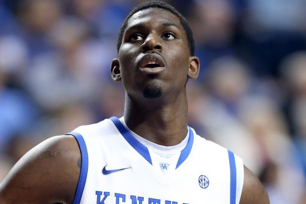 Video: Alex Poythress Is Gaining Confidence