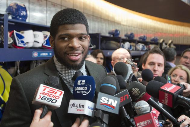 The Race to Criticize P.K. Subban: Why Is He Always the Subject of Criticism?
