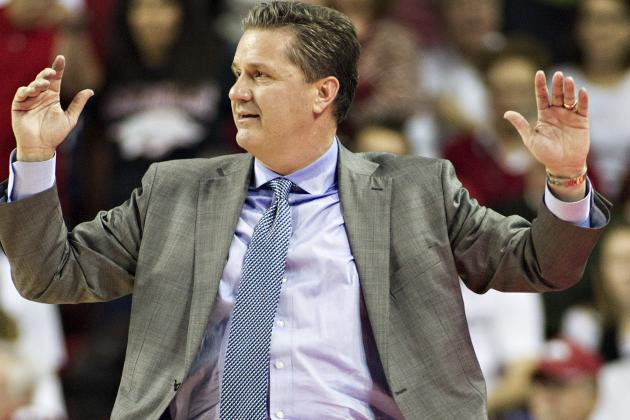 Calipari Mulls Taking Kentucky Fans to off-Campus 'Camp Cal' Next Year