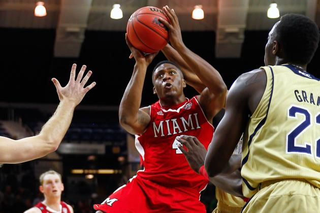 Hampton Adds Former Miami (OH) Guard Reggie Johnson