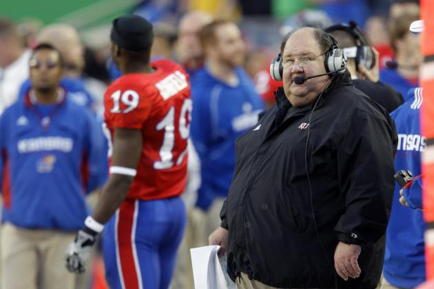 Big 12 Football Q&A: Will Mark Mangino Find His Way Back to Kansas?