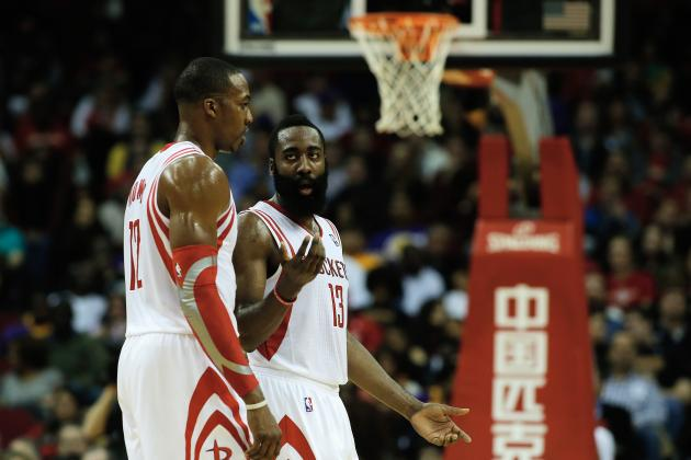 Houston Rockets' Inconsistency Will Be Their Undoing