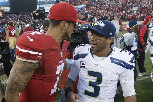 NFC Championship Game 2014: Viewing Info and Odds for 49ers vs. Seahawks