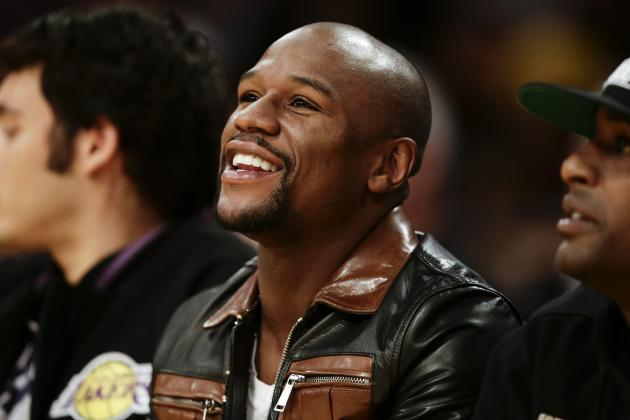 Floyd Mayweather Says His Last Fight Will Be in September of 2015