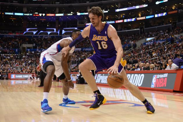 Lakers Rumors: LA Should Be Patient in Shopping Pau Gasol