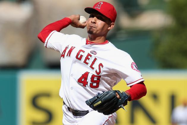 Ernesto Frieri and the Angels Avoid Arbitration with a One-Year Deal