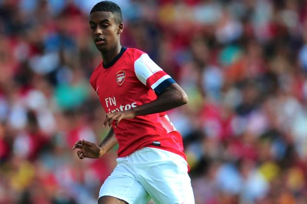 The 3 Youngsters Set to Break Through at Arsenal in 2014