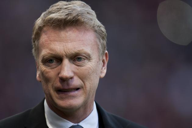 Manchester United Transfer News: David Moyes Accused of Panic Buys