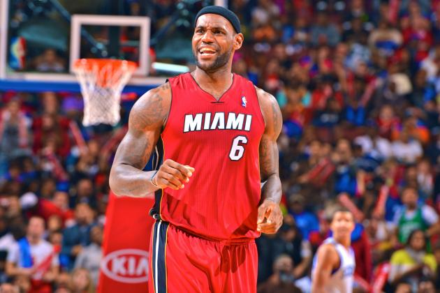Miami Heat vs. Philadelphia 76ers: Live Score and Analysis