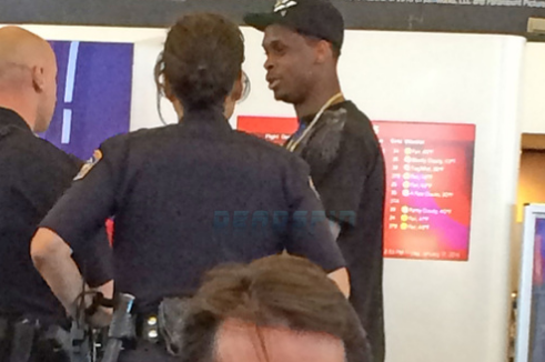 Geno Smith Allegedly Escorted off Plane by LAX Cops