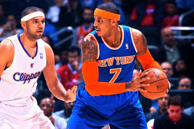 Los Angeles Clippers vs. New York Knicks: Live Score and Analysis
