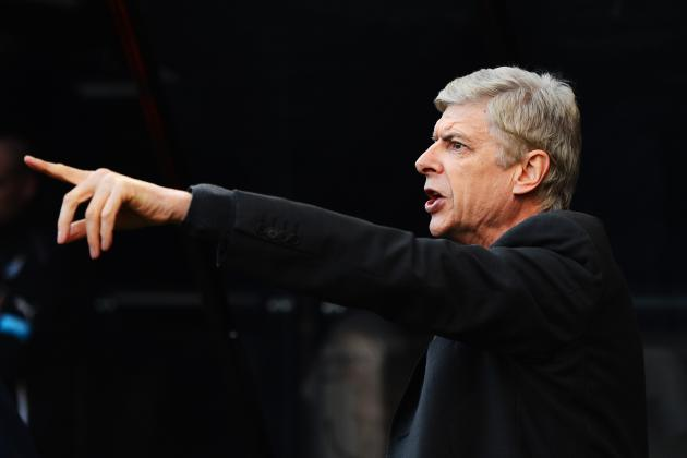 Arsenal Transfer News: Arsene Wenger's Remarks Indicate Quiet Window for Gunners