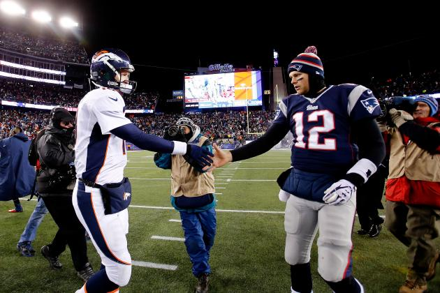 Funniest Twitter Storylines Leading to New England Patriots, Denver Broncos Game
