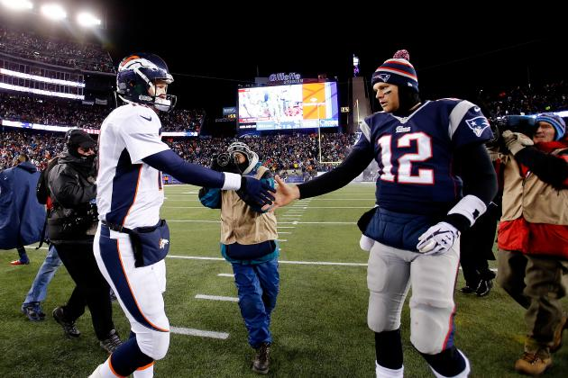 What Twitter's Saying About the AFC Championship Game