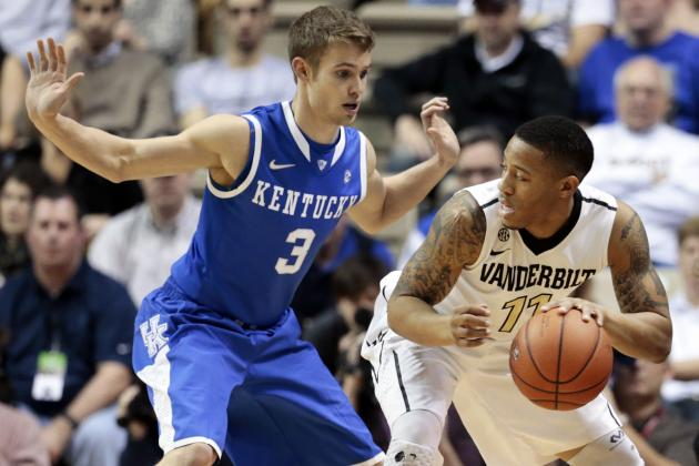 Kentucky Basketball: How Jarrod Polson's Expanded Role Will Help the Wildcats