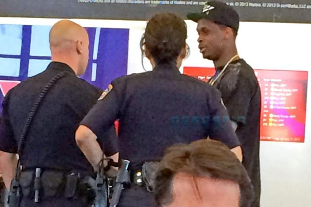 Geno Smith Denies Rumor That he was Escorted by Cops off LAX Plane