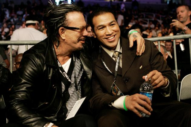 WSOF President Ray Sefo: 'I Want to Be on Every TV Around the World'